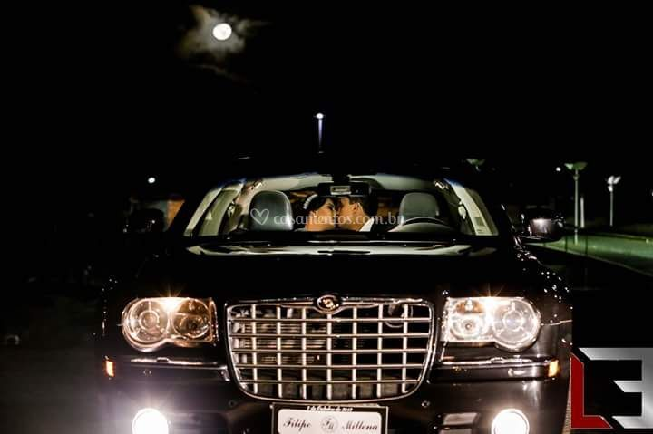 Chrysler 300C Preto