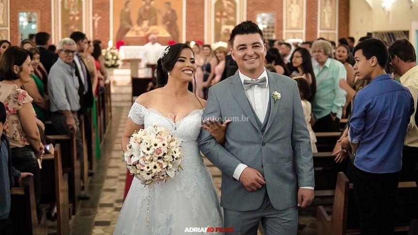 Casamento| Geisielle & Leandro