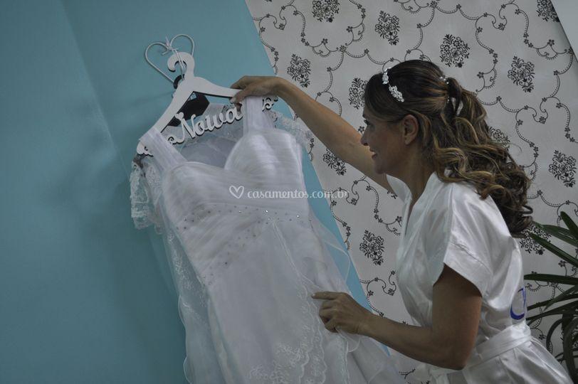 Noiva Gilmara