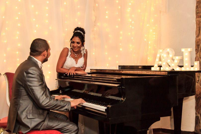 Casamento Luciano e Alessandra