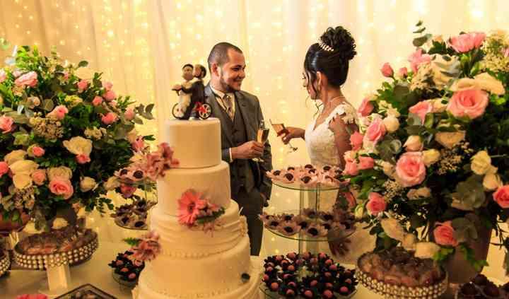 Casamento Alessandra e Luciano