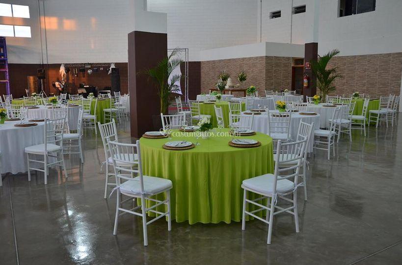 Salão casamento