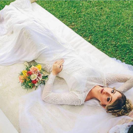 Noiva Lu Paraty