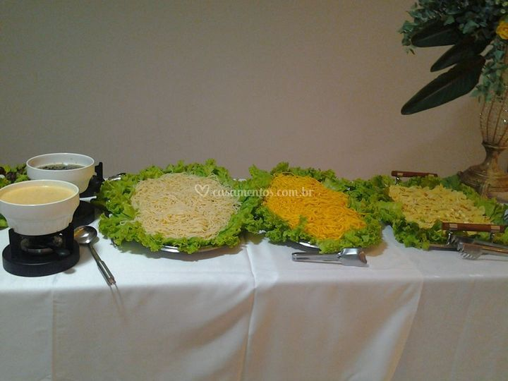 Buffet de massas