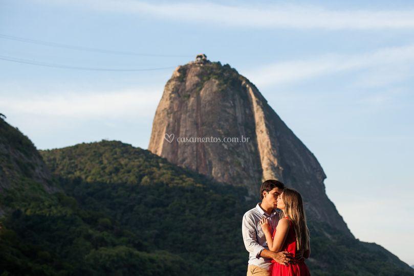 Ensaio Casal Rio de Janeiro