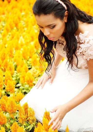 Vestido Casamento no Civil