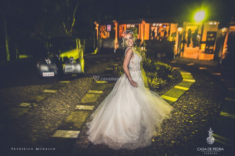 Tendência mini wedding