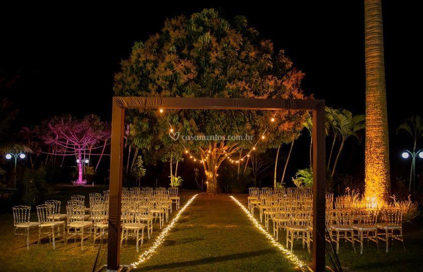 Jardim Cerimonial