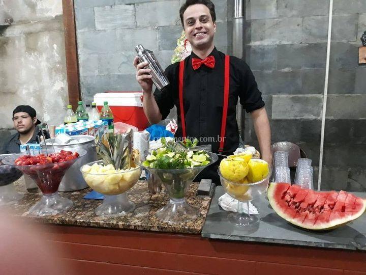 Barman em bh