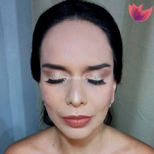 Maquiagem para dia