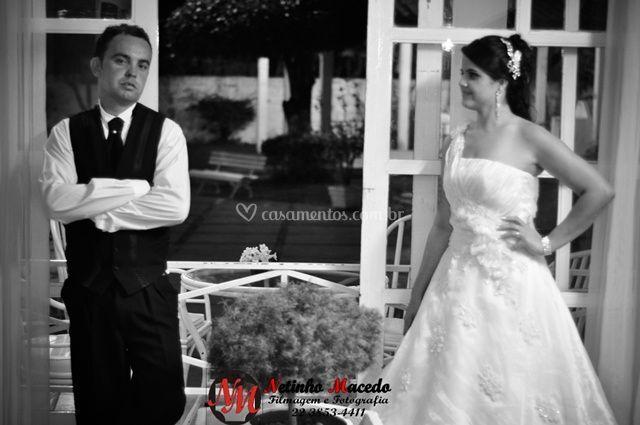 Raquel e Alessandro