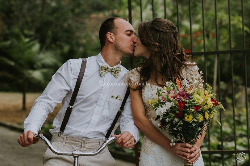 Casamento na rua