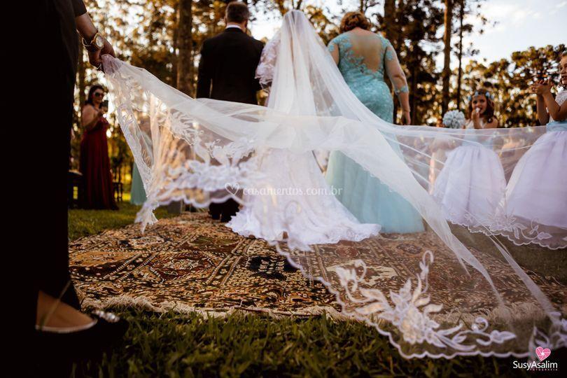 Casamento canoinhas