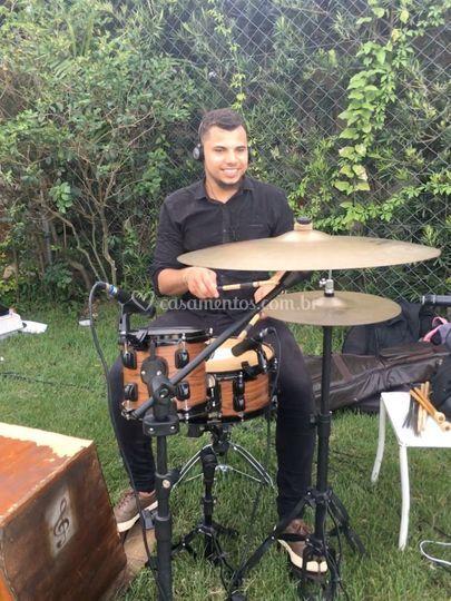 Baterista/Percussionista