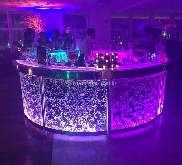 Bar Curvo Bolha