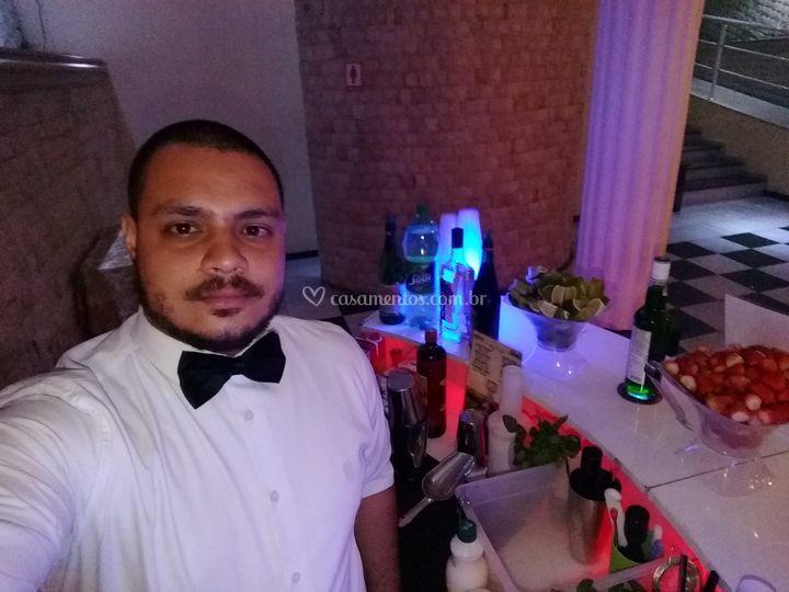 Bartender Diego