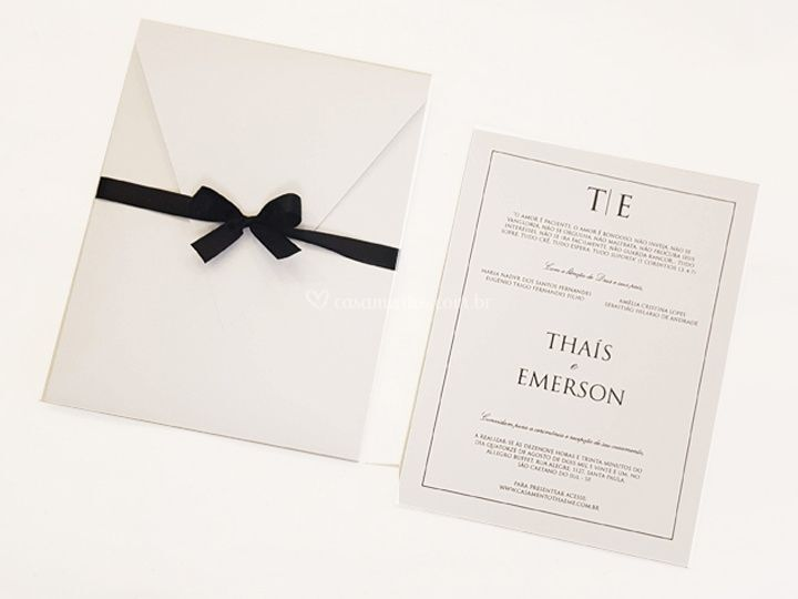 Convite 6: Bico 20 cm x 26 cm