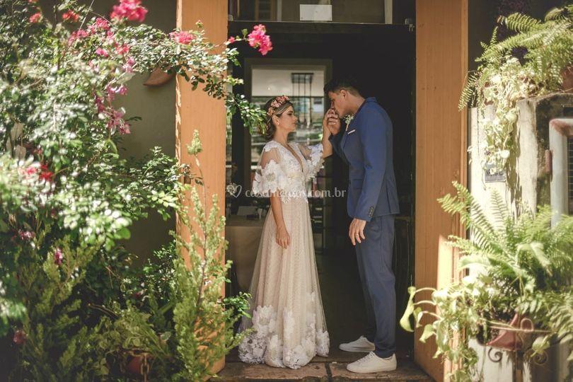 Casamento Carol e Gustavo
