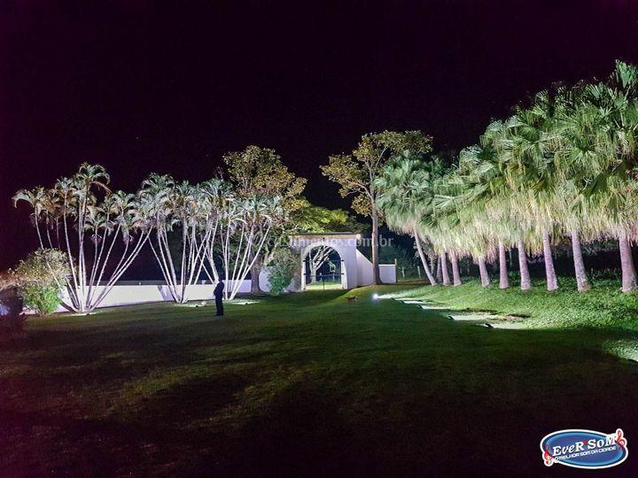 Iluminação arquitetural
