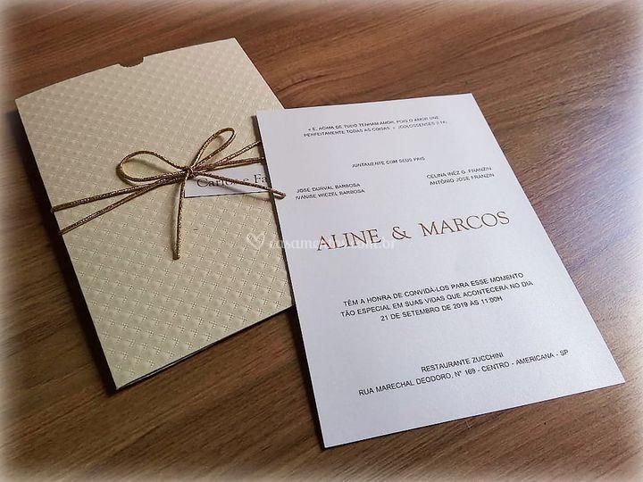 Aline e Marcos