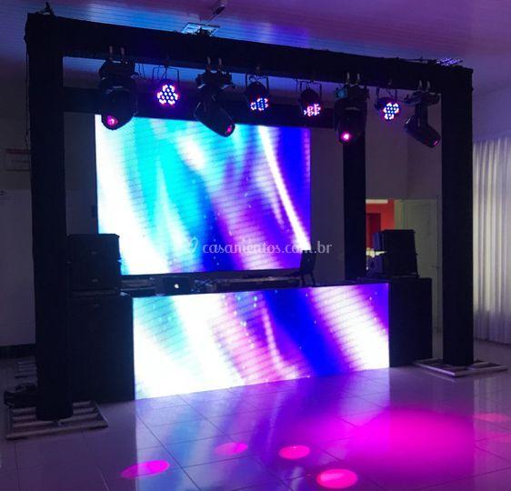 DJ, Som, Luz e Imagem