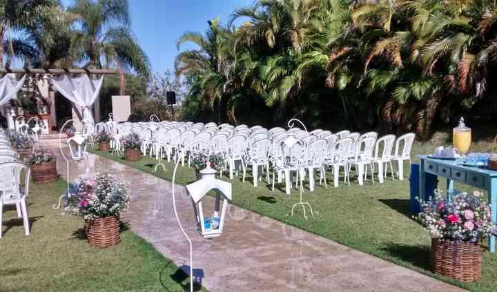 Cerimônia Campestre