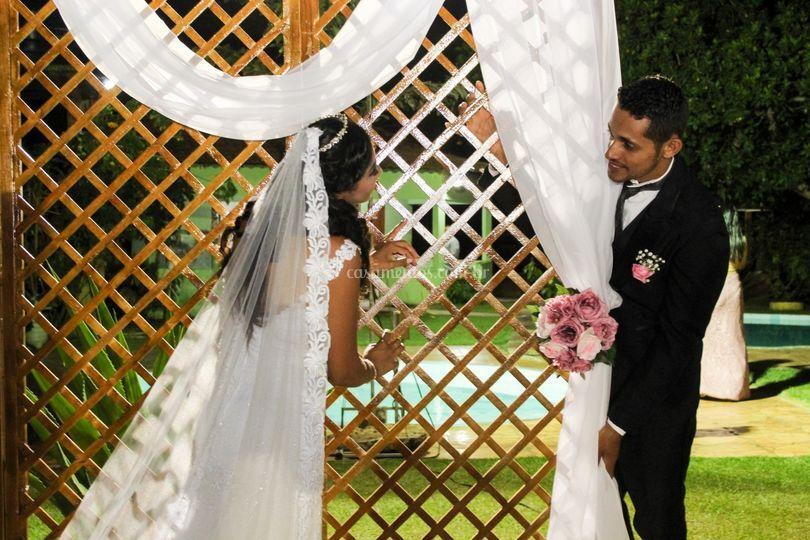 Casamento de Jessica e Alex