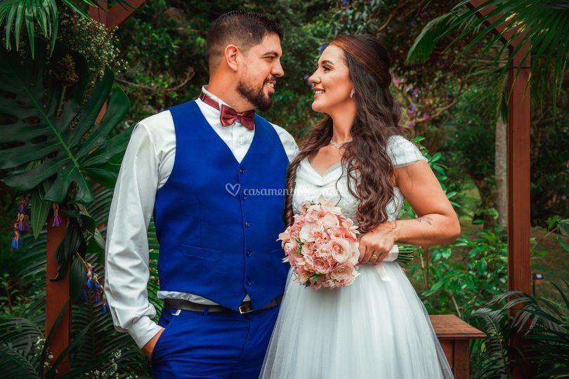 Casamento Marcio e Karine