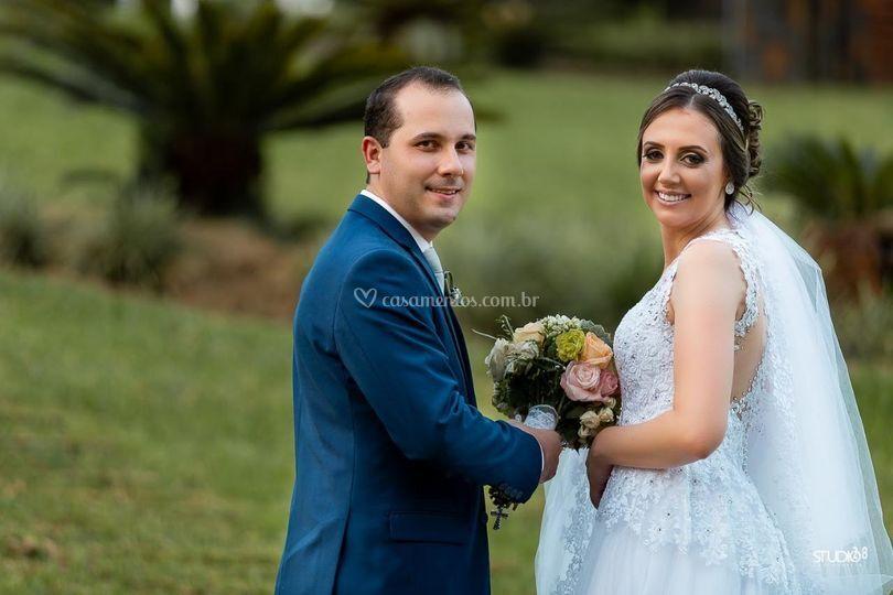 Mini Wedding Débora e Léo