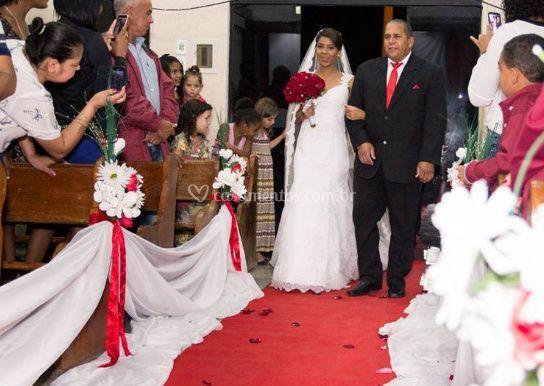 Belíssimos casamentos