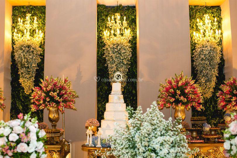 Decoração e Cerimonial