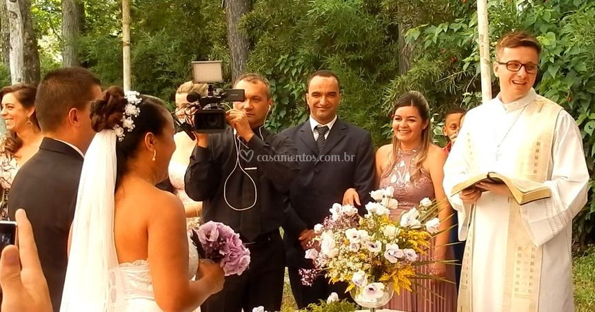 Casamento Valmir e Sandra