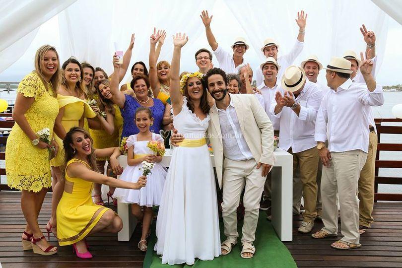 Celebração da família