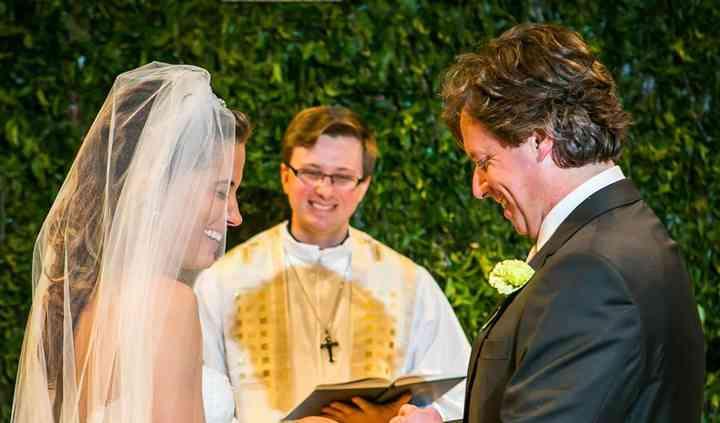 Reverendo Otávio Augusto – Celebrante de casamentos