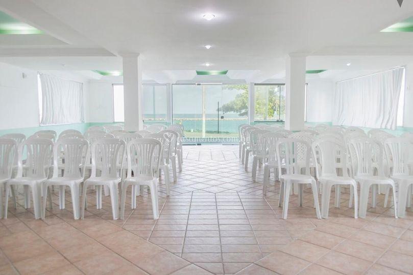 Salão de Eventos - Restaurante