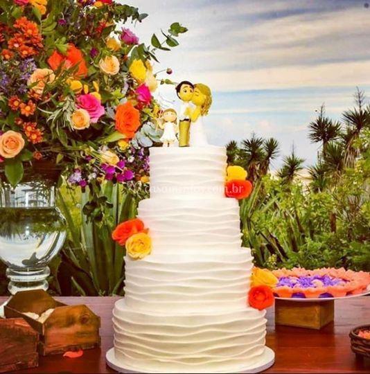 Casamento em Pedra de Itaúna