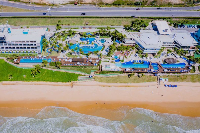 Ocean palace - beach natal