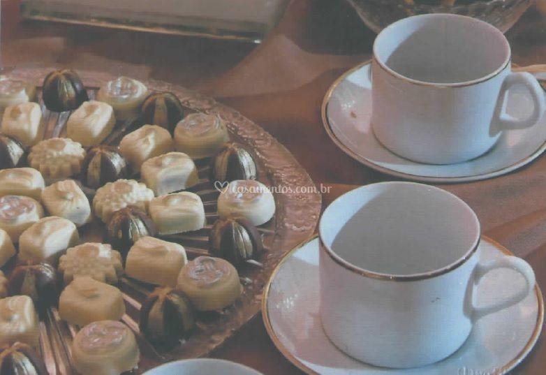 Mesa de cafè