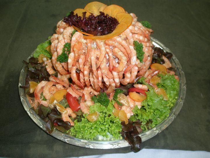 Cascata de camarão