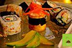 Linha de Sushi Vegano