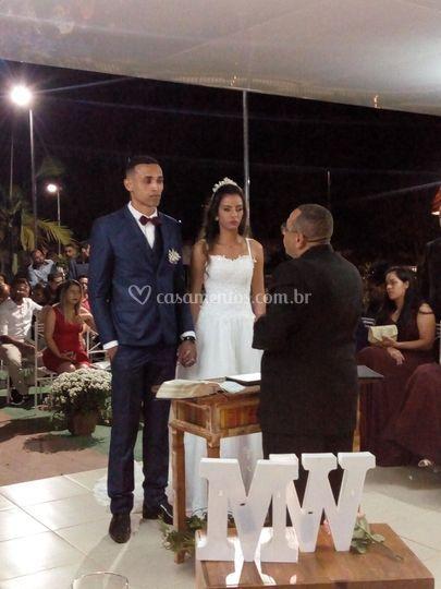 Casamento 15/9/2018
