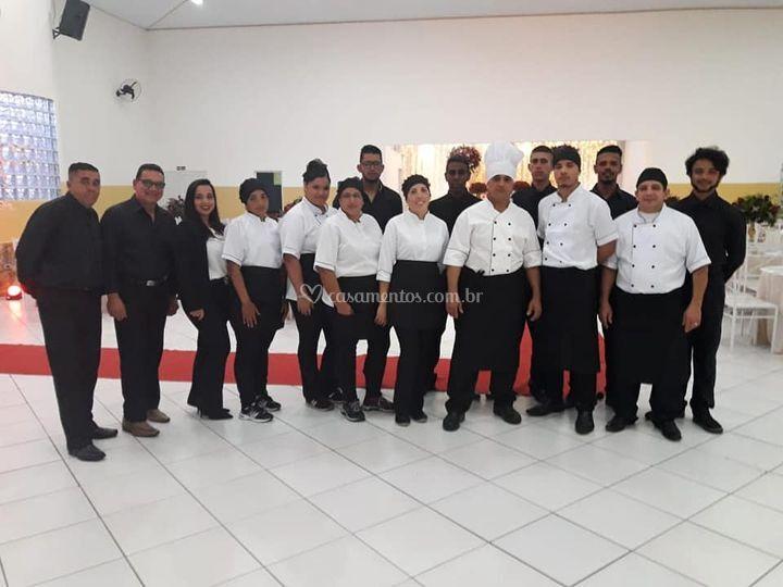 Equipe organizada