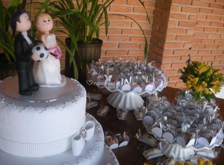 Doces casamentos