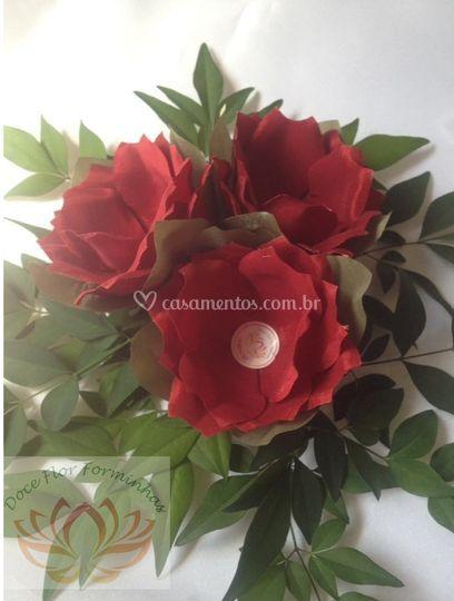 Doce Flor Forminhas
