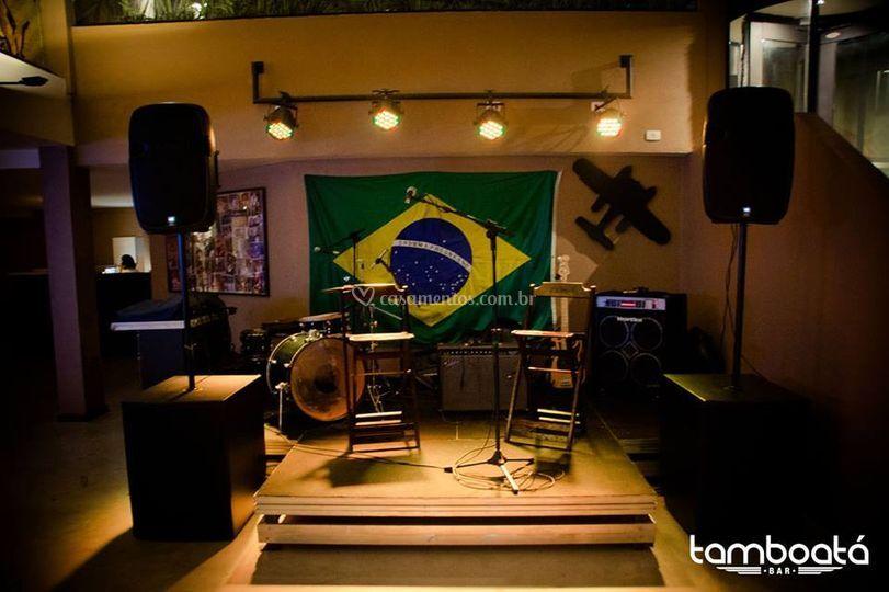 Palco Tamboatá Bar