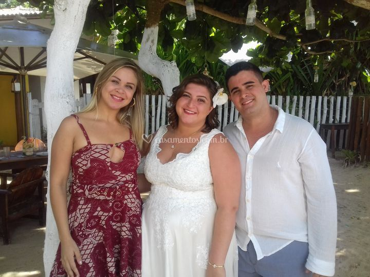 Casamento Igor e Maristela.
