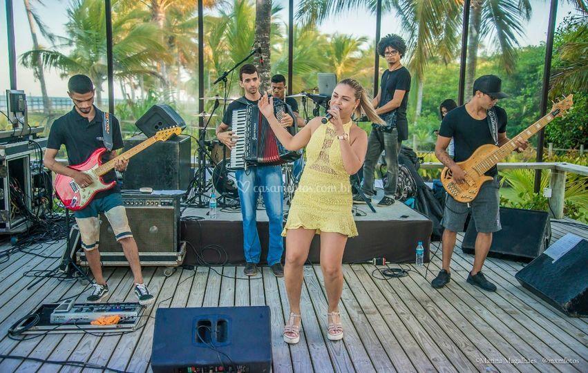 Karine Ramos, Rio da Barra