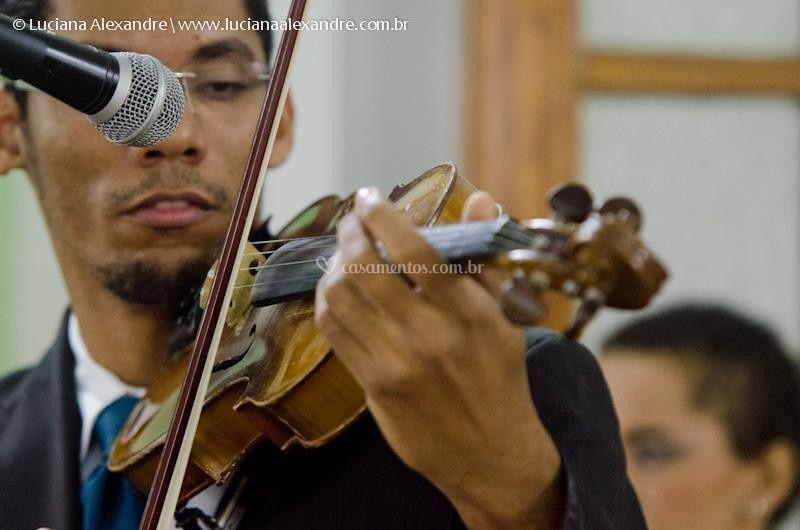 Violino - ABC Produções