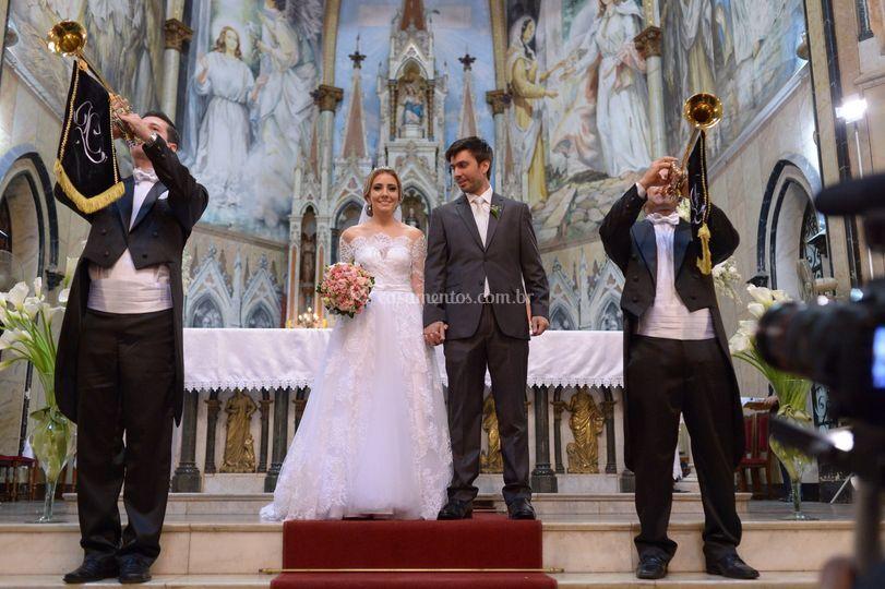 Casamento Michele e Darcio