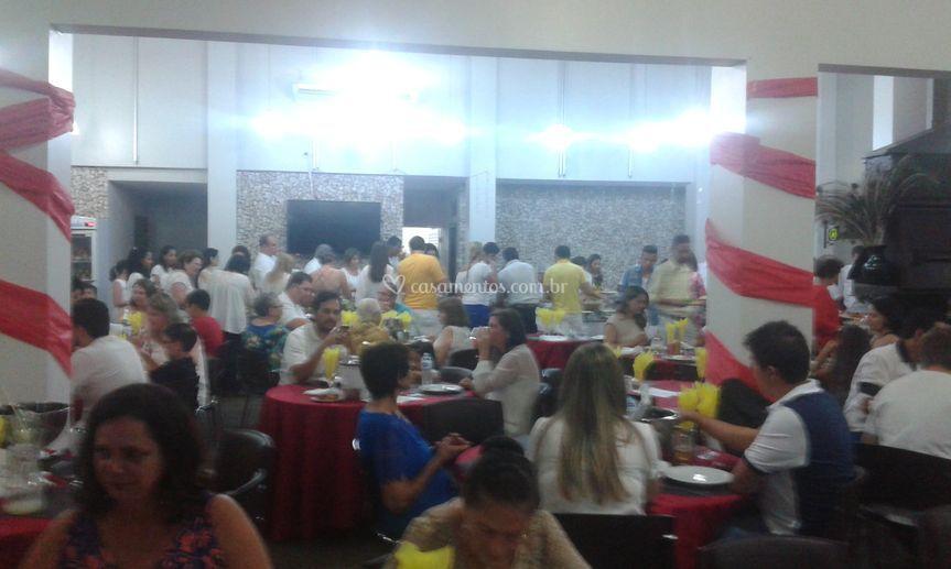 Salão refeições